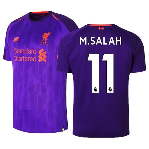MAILLOT LIVERPOOL SALAH EXTERIEUR 2019-2019