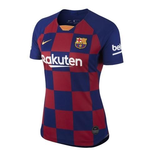 MAILLOT FEMME FC BARCELONE DOMICILE 2019-2020