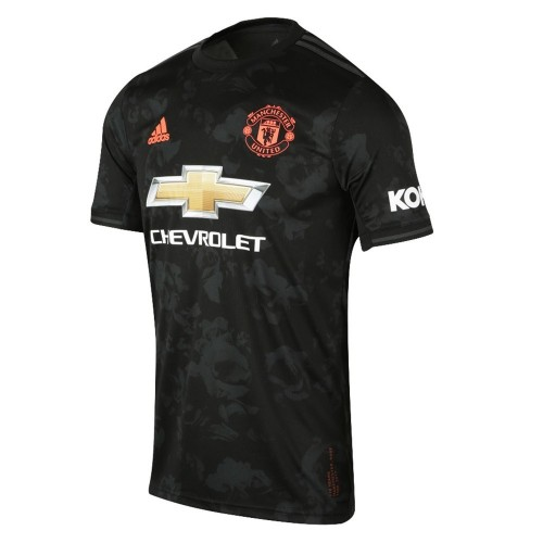 MAILLOT MANCHESTER UNITED THIRD 2019-2020