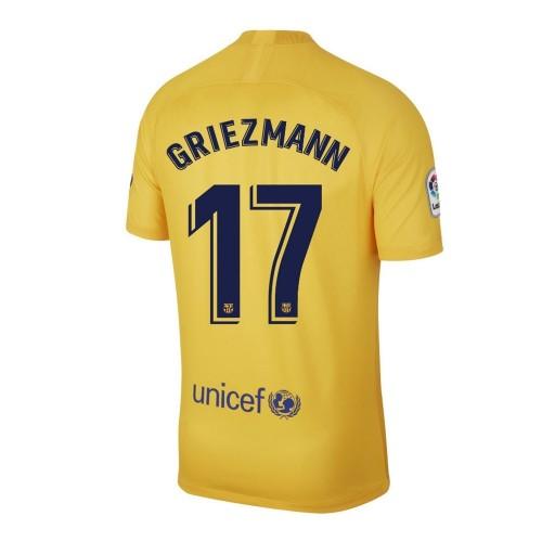 MAILLOT FC BARCELONE GRIEZMANN CLASSICO 2019-2020