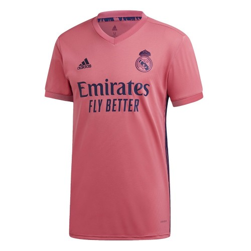 MAILLOT REAL MADRID EXTERIEUR 2020-2021