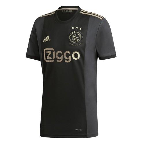 PACK AJAX AMSTERDAM THIRD. ENSEMBLE ADULTE MAILLOT ET SHORT 2020-2021