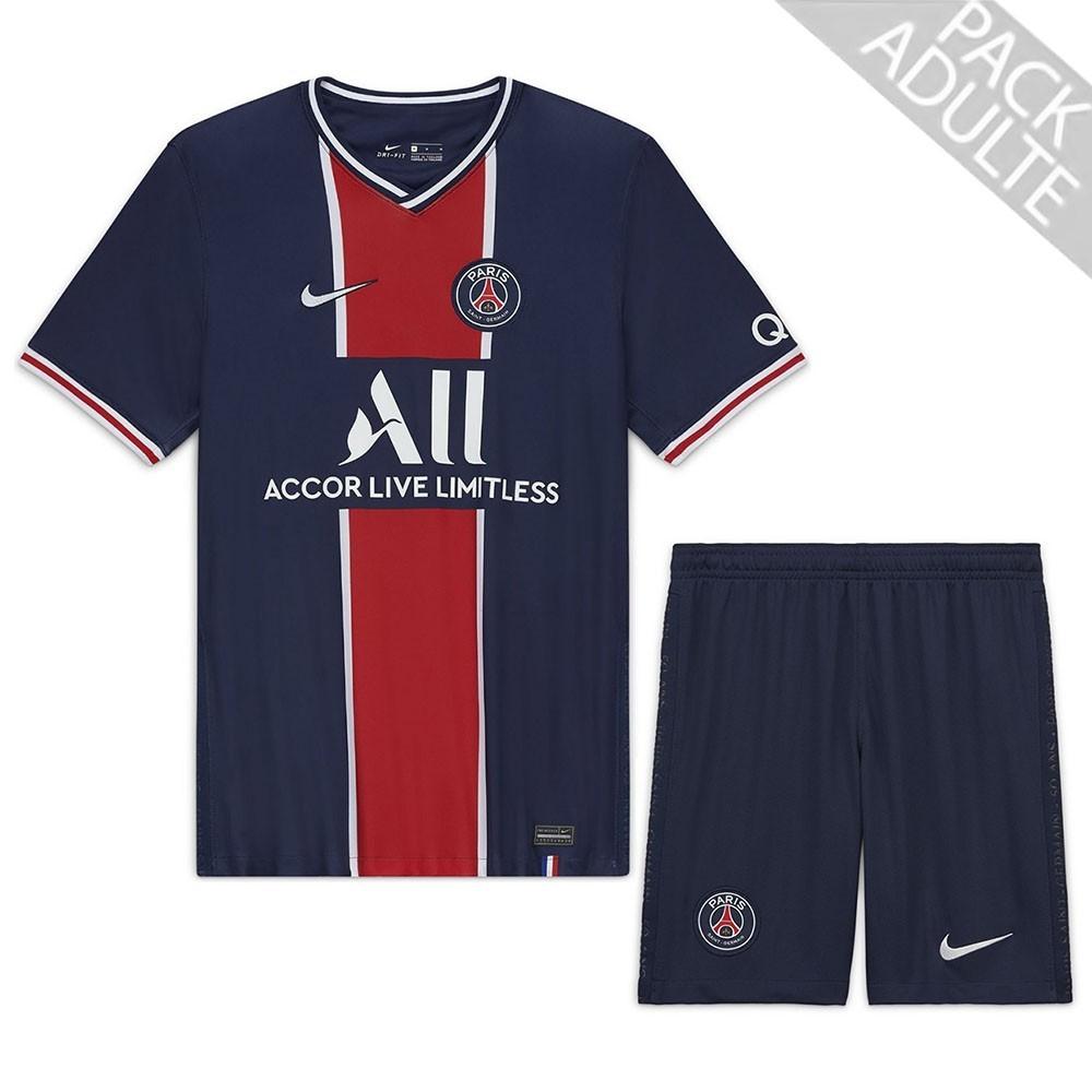 Taille XL PSG Maillot Domicile Saison 2020//2021