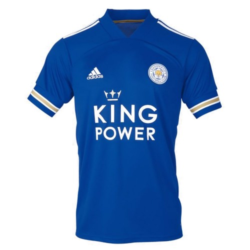 MAILLOT LEICESTER CITY DOMICILE 2020-2021
