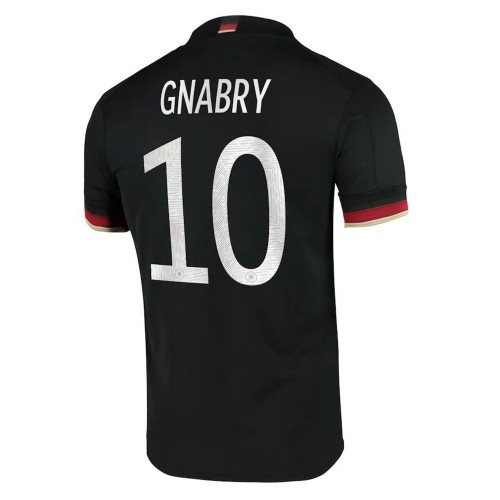 MAILLOT ALLEMAGNE EXTERIEUR GNABRY 2020-2021