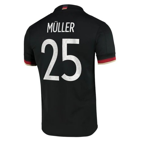 MAILLOT ALLEMAGNE EXTERIEUR MULLER 2020-2021