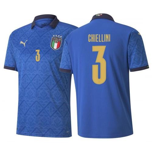 MAILLOT ITALIE DOMICILE CHIElLINI 2020-2021
