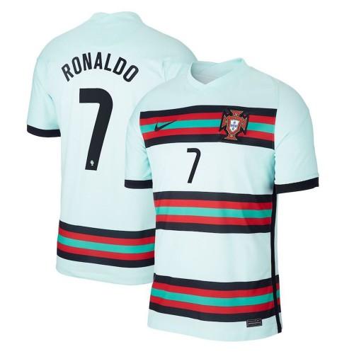 MAILLOT PORTUGAL RONALDO EXTERIEUR 2020-2021