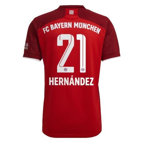 MAILLOT BAYERN MUNICH DOMICILE HERNANDEZ 2021-2022