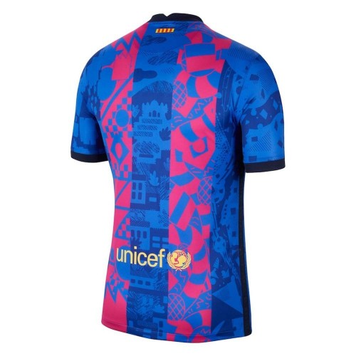 MAILLOT FC BARCELONE THIRD 2021-2022