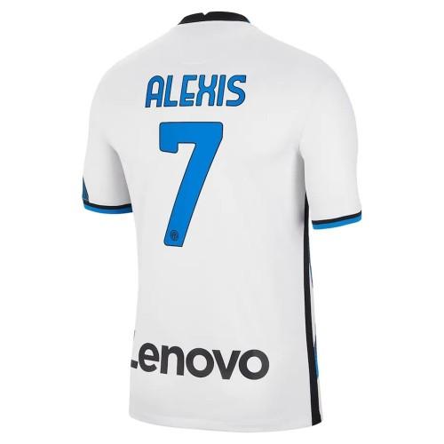 MAILLOT INTER MILAN EXTERIEUR ALEXIS SANCHEZ 2021-2022