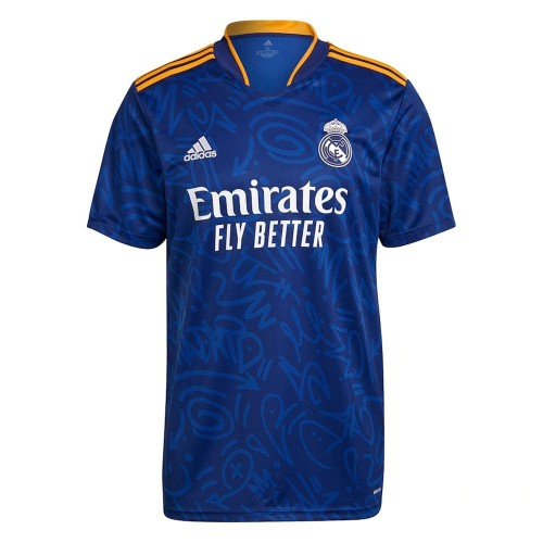 MAILLOT REAL MADRID EXTERIEUR 2021-2022
