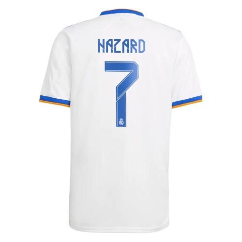 MAILLOT REAL MADRID DOMICILE HAZARD 2021-2022
